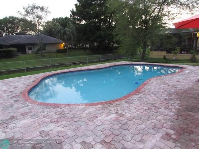 11500 NW 26th St, Plantation, FL 33323 (#F10282653) :: Michael Kaufman Real Estate