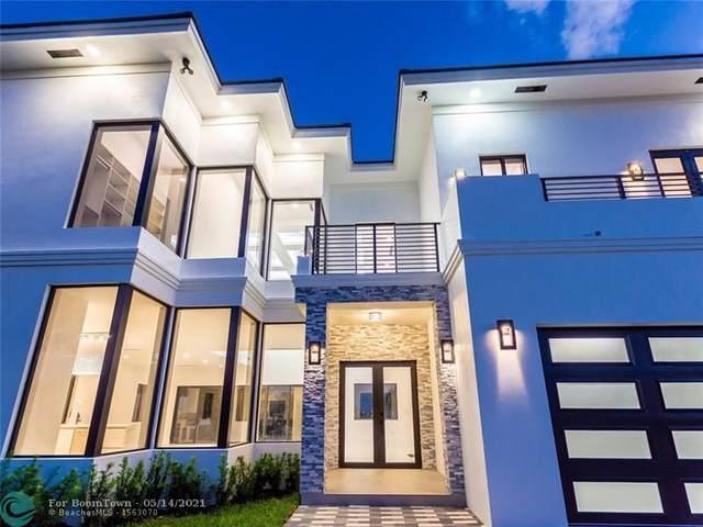 2932 NE 35th Ct, Lighthouse Point, FL 33064 (#F10282704) :: Michael Kaufman Real Estate