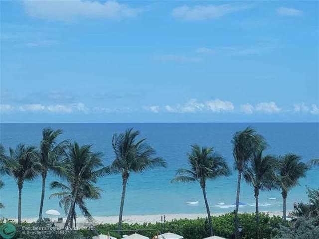 2100 N Ocean Blvd 5D, Fort Lauderdale, FL 33305 (#F10282835) :: Michael Kaufman Real Estate
