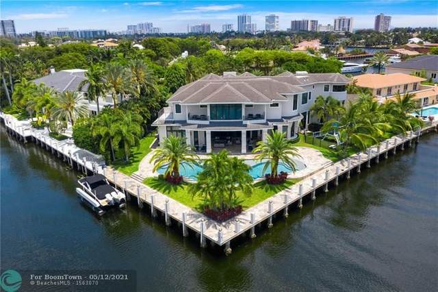 30 Bay Colony Ln, Fort Lauderdale, FL 33308 (MLS #F10283112) :: The Howland Group