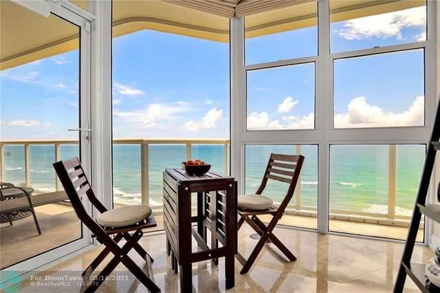 6051 N Ocean Dr #807, Hollywood, FL 33019 (#F10284094) :: Signature International Real Estate