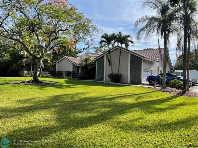 6215 NW 80th Ter, Parkland, FL 33067 (#F10284113) :: Signature International Real Estate