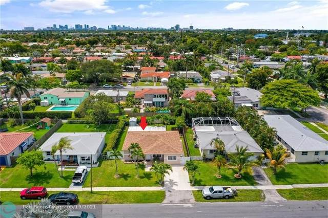 210 SE 3rd St, Dania Beach, FL 33004 (#F10284468) :: Michael Kaufman Real Estate