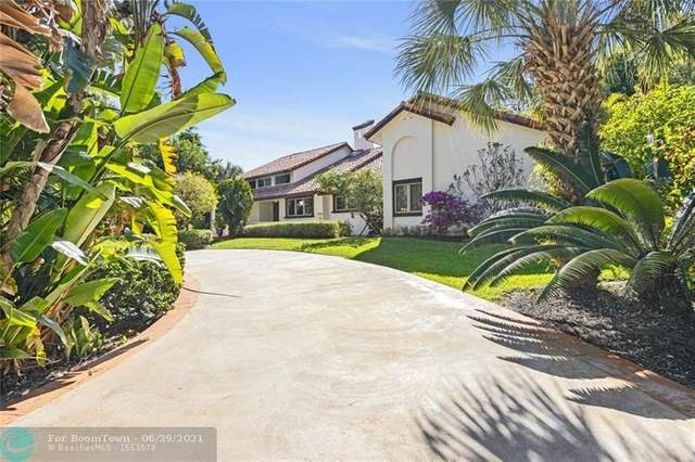 6287 NW 63rd Way, Parkland, FL 33067 (MLS #F10284882) :: The Howland Group