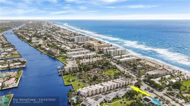 1222 Hillsboro Mile #11, Hillsboro Beach, FL 33062 (MLS #F10285024) :: Castelli Real Estate Services