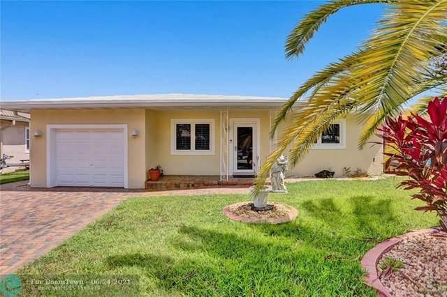 2473 SE 14th St, Pompano Beach, FL 33062 (#F10285062) :: Michael Kaufman Real Estate