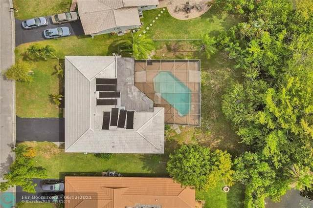 4160 NW 113th Ave, Coral Springs, FL 33065 (#F10285528) :: Michael Kaufman Real Estate