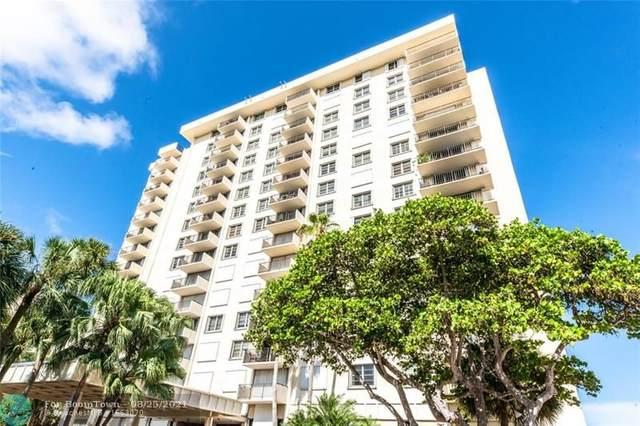 1900 S Ocean Blvd 16L, Pompano Beach, FL 33062 (#F10285857) :: Michael Kaufman Real Estate