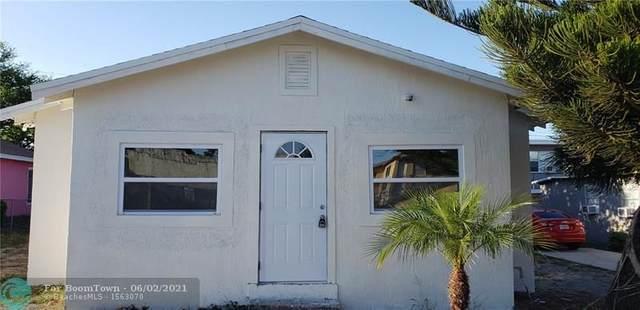 725 22nd St, West Palm Beach, FL 33407 (MLS #F10286204) :: Green Realty Properties