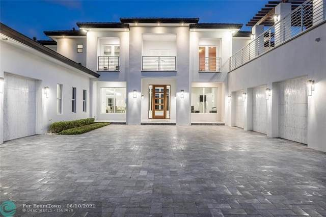 12020 NW 67th Ct, Parkland, FL 33076 (#F10287279) :: Signature International Real Estate
