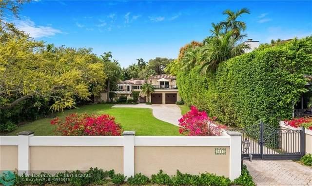 1028 SE 13th Ter, Fort Lauderdale, FL 33316 (#F10287800) :: Michael Kaufman Real Estate