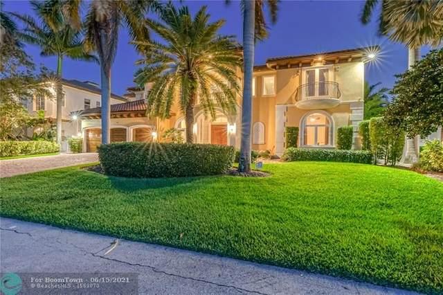 2320 NE 34TH CT, Lighthouse Point, FL 33064 (MLS #F10288083) :: Dalton Wade Real Estate Group