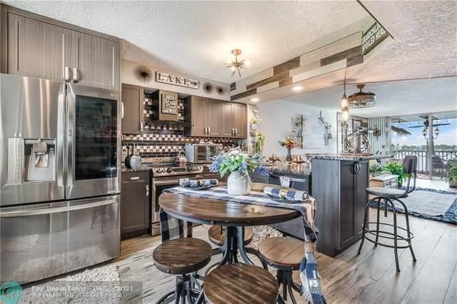 118 Lake Emerald Drive #401, Oakland Park, FL 33309 (#F10289108) :: Treasure Property Group