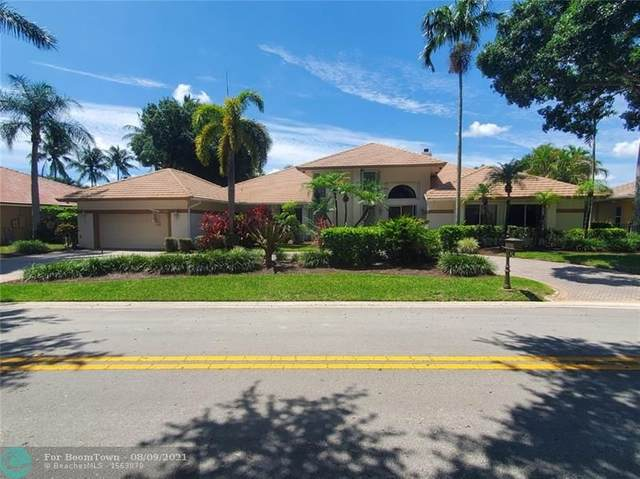 6530 NW 43rd St, Coral Springs, FL 33067 (#F10289819) :: Baron Real Estate