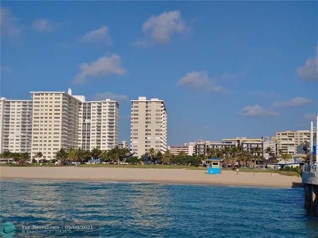 133 N Pompano Beach Blvd #610, Pompano Beach, FL 33062 (#F10289904) :: The Power of 2   Century 21 Tenace Realty