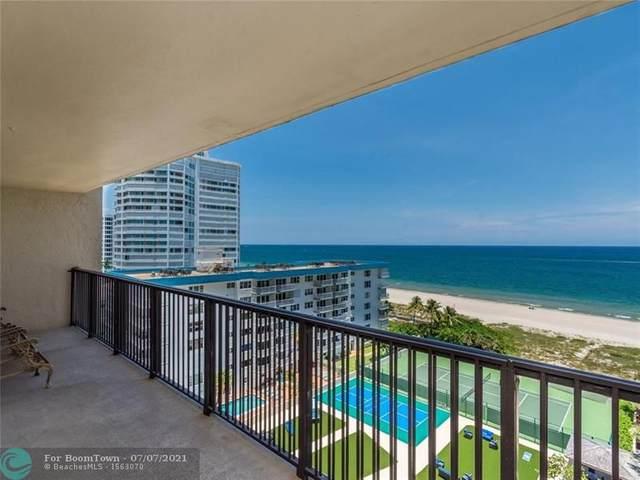 1800 S Ocean Blvd #1310, Pompano Beach, FL 33062 (#F10290010) :: DO Homes Group