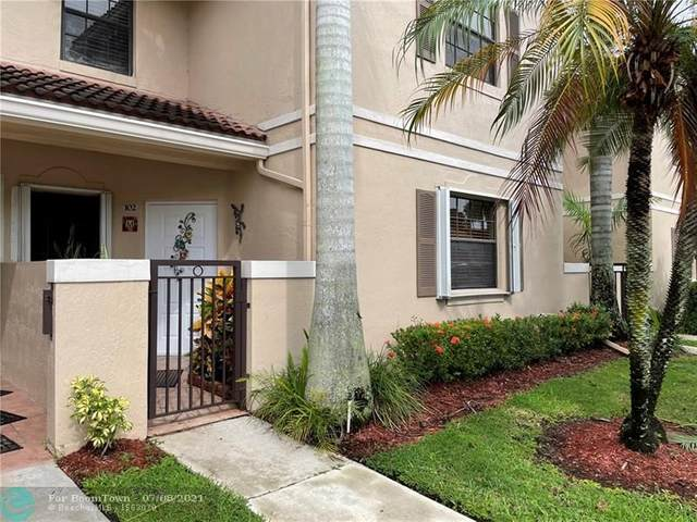 401 SW 158th Ter #102, Pembroke Pines, FL 33027 (#F10290130) :: The Reynolds Team   Compass