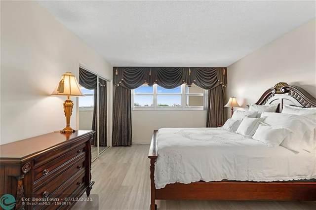2681 S Course Dr #804, Pompano Beach, FL 33069 (#F10291494) :: Michael Kaufman Real Estate