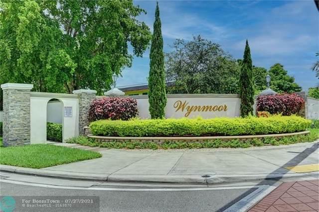 2703 Nassau Bnd A1, Coconut Creek, FL 33066 (#F10291753) :: Michael Kaufman Real Estate