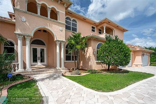 12850 Hunters Pt, Southwest Ranches, FL 33330 (#F10292351) :: The Reynolds Team | Compass