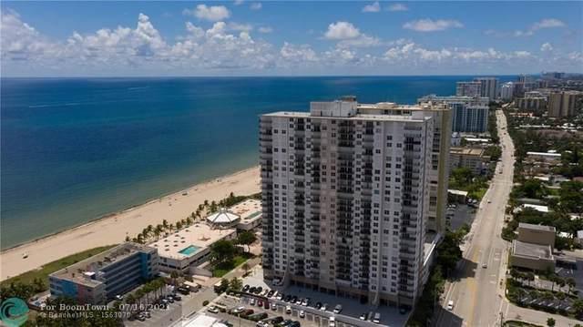 101 Briny Ave #2506, Pompano Beach, FL 33062 (#F10292529) :: DO Homes Group