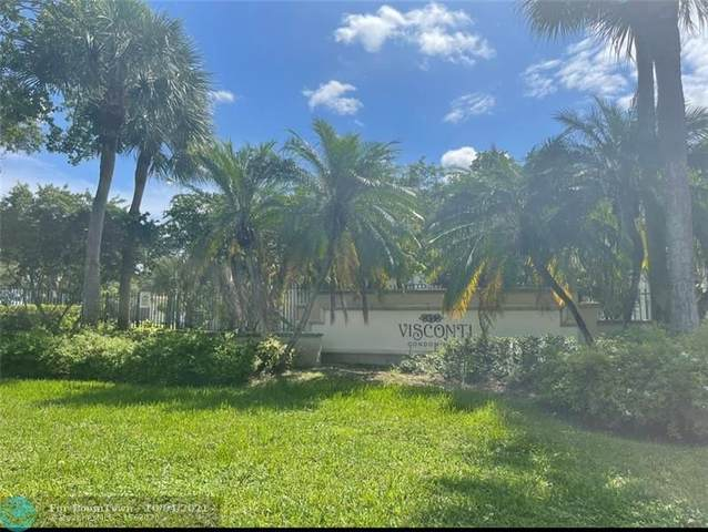 9166 W Atlantic Blvd #1623, Coral Springs, FL 33071 (MLS #F10292620) :: Green Realty Properties