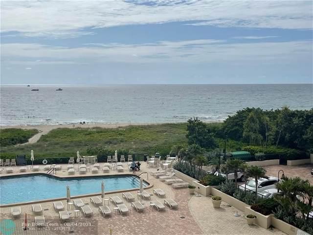 1900 S Ocean Blvd 4C, Lauderdale By The Sea, FL 33062 (#F10292677) :: Heather Towe   Keller Williams Jupiter