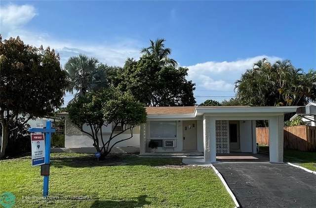 3340 Coolidge St, Hollywood, FL 33021 (MLS #F10292842) :: The Howland Group