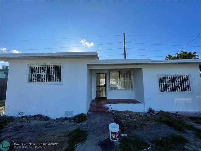 7330 NW 3rd Ave, Miami, FL 33150 (#F10293054) :: Baron Real Estate