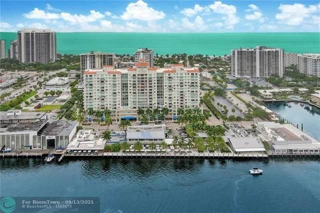 3020 NE 32nd Ave #601, Fort Lauderdale, FL 33308 (MLS #F10293855) :: The MPH Team