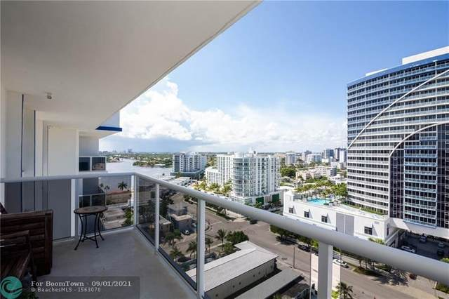 336 N Birch Rd Ph-16-E, Fort Lauderdale, FL 33304 (#F10294490) :: The Power of 2 | Century 21 Tenace Realty