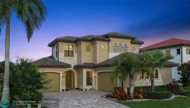 8004 NW 116th Ter, Parkland, FL 33076 (MLS #F10294563) :: Berkshire Hathaway HomeServices EWM Realty