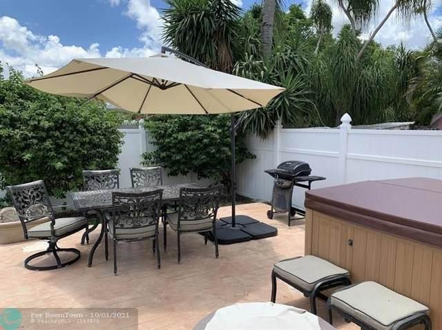 1312 Silverado #1, North Lauderdale, FL 33068 (MLS #F10295177) :: Castelli Real Estate Services