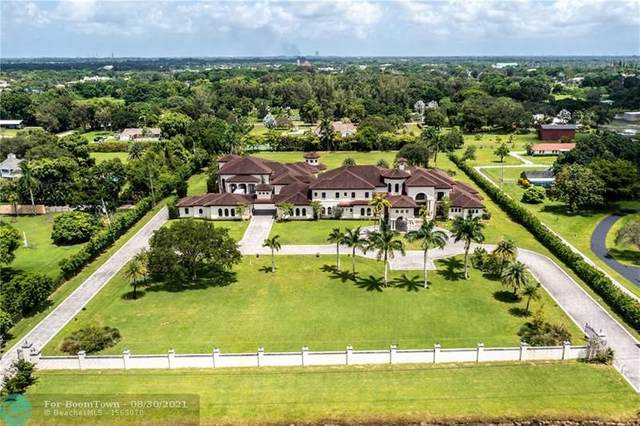 5600 SW 136th Ave, Southwest Ranches, FL 33330 (#F10296103) :: Michael Kaufman Real Estate