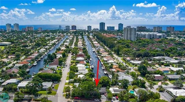 1460 SE 22nd Ave, Pompano Beach, FL 33062 (#F10296946) :: Baron Real Estate