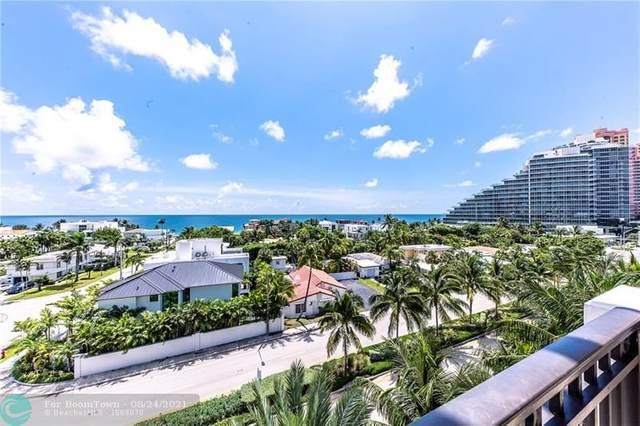 2409 N Ocean Blvd #625, Fort Lauderdale, FL 33305 (MLS #F10296982) :: Castelli Real Estate Services