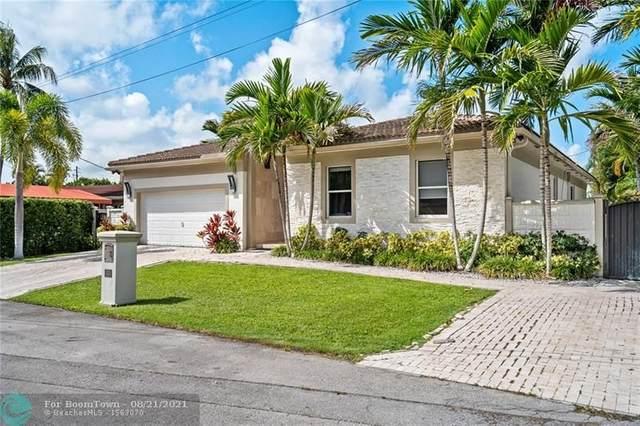 1441 NE 28th Pl, Wilton Manors, FL 33334 (#F10297189) :: Posh Properties