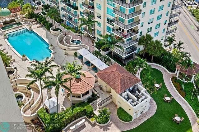 610 W Las Olas Blvd 2011 N, Fort Lauderdale, FL 33312 (#F10298323) :: Heather Towe | Keller Williams Jupiter