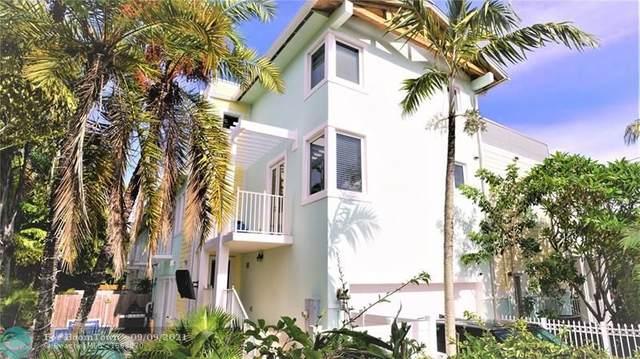 500 NE 17th Ave, Fort Lauderdale, FL 33301 (MLS #F10298884) :: Green Realty Properties