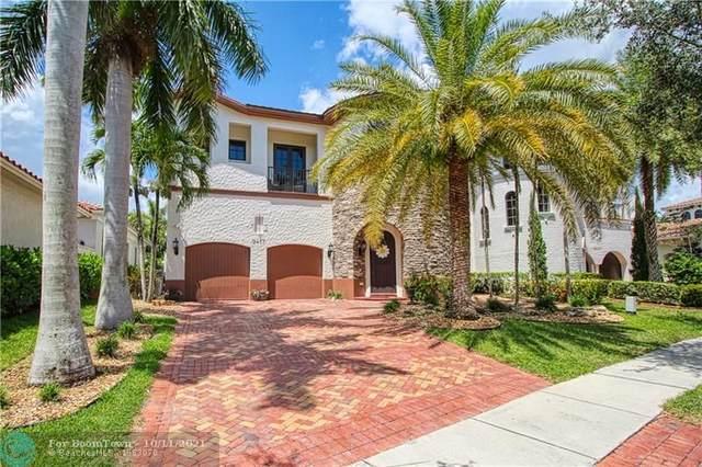 9417 Satinleaf Place, Parkland, FL 33076 (MLS #F10299135) :: Castelli Real Estate Services