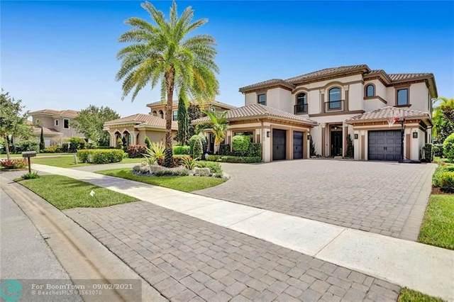 10180 Sweet Bay Court, Parkland, FL 33076 (MLS #F10299153) :: GK Realty Group LLC