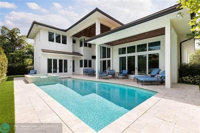 2305 NE 12th Ct, Fort Lauderdale, FL 33304 (MLS #F10299369) :: Green Realty Properties