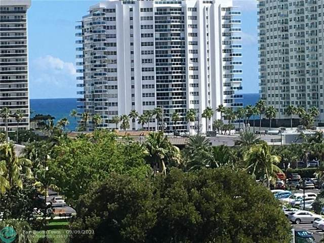3200 NE 36 #817, Fort Lauderdale, FL 33308 (MLS #F10299434) :: Green Realty Properties