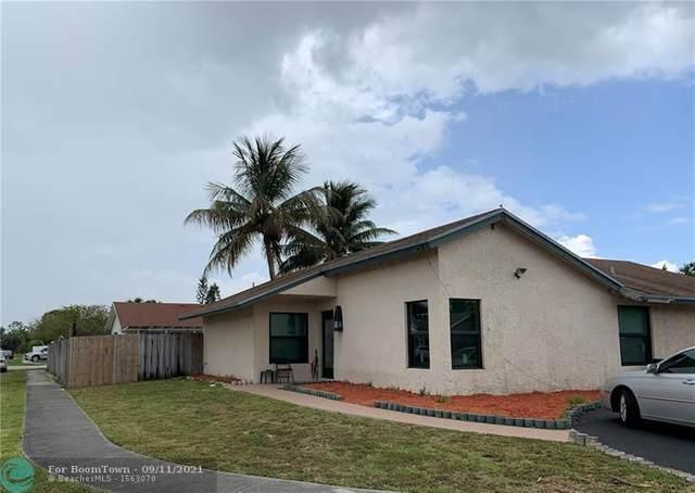 8120 SW 3rd Ct, North Lauderdale, FL 33068 (#F10300147) :: Heather Towe | Keller Williams Jupiter