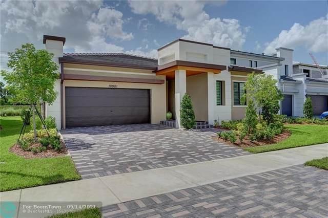 10981 Passage Way, Parkland, FL 33076 (#F10300249) :: Baron Real Estate