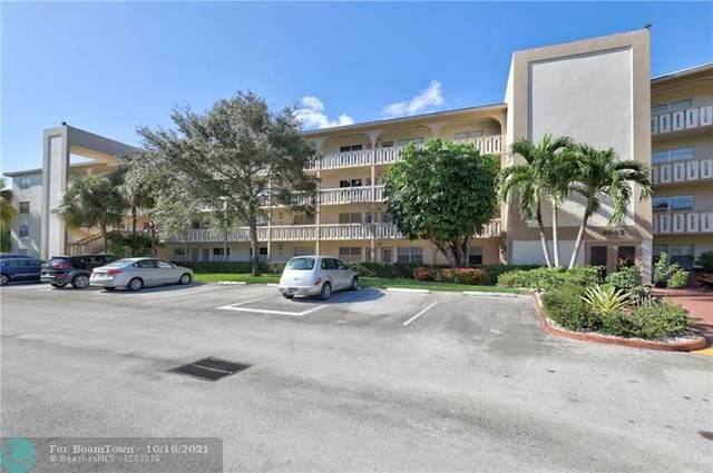 2003 Granada Dr K1, Coconut Creek, FL 33066 (MLS #F10300707) :: Green Realty Properties