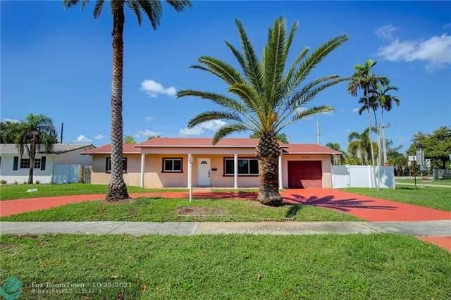 3770 N 55th Ave, Hollywood, FL 33021 (#F10301465) :: Posh Properties