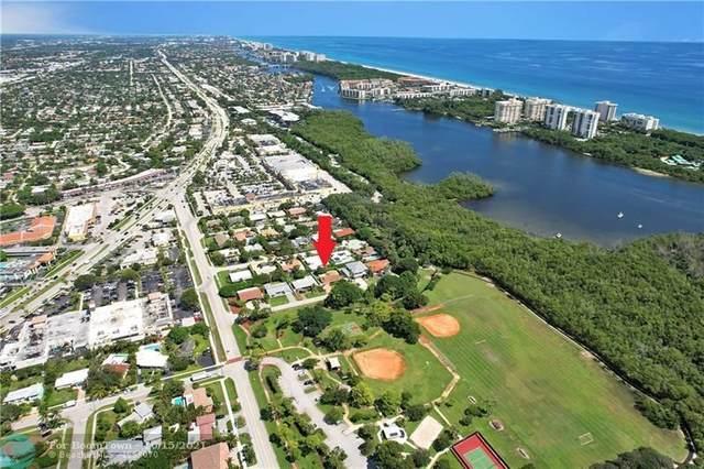 531 NE 16th St, Boca Raton, FL 33432 (MLS #F10301581) :: Castelli Real Estate Services