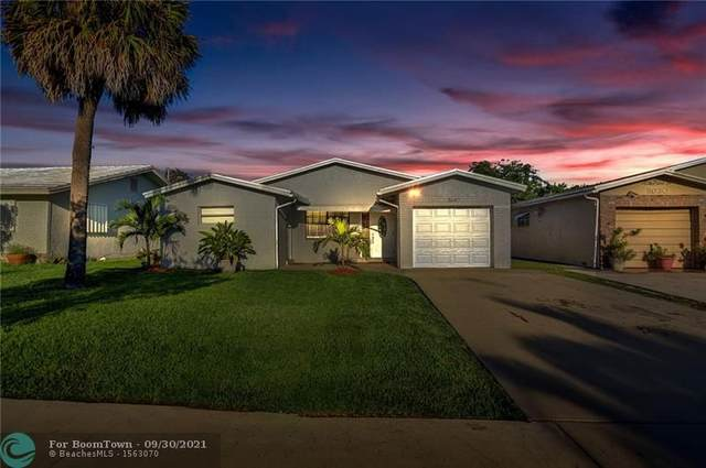 3640 NE 18th Ave, Pompano Beach, FL 33064 (MLS #F10301610) :: Green Realty Properties