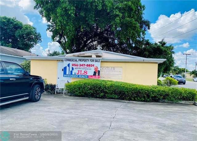 901 S 62nd Ave, Hollywood, FL 33023 (MLS #F10302098) :: Green Realty Properties
